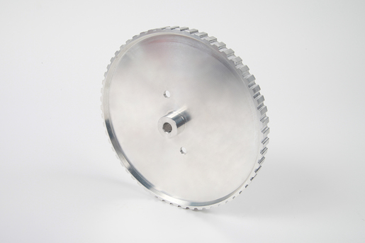 PULLEY, TIMING H-0.500-58-0.5000