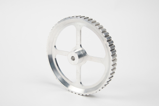 PULLEY, TIMING XL-0.750-56-0.3750