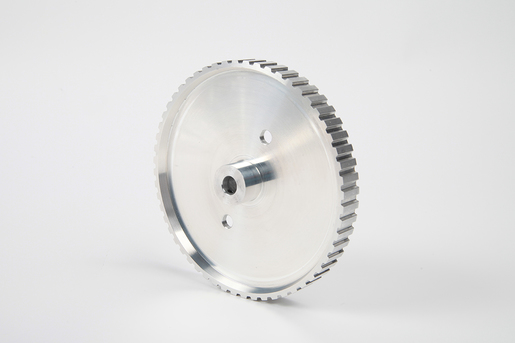 PULLEY, TIMING L-0.500-56-0.5000