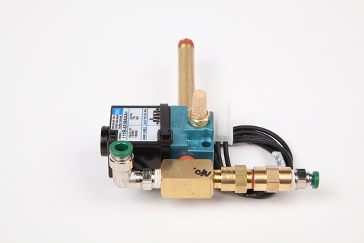 SOLENOID, VALVE ASSEMBLY 2W/2P F-CONNECTOR 18