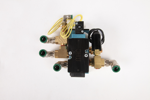 "SOLENOID, VALVE ASSEMBLY 2W/2P M-CONNECTOR 16"" TRP 50T"