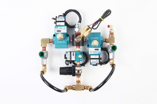 SOLENOID, VALVE ASSEMBLY TRP INLINE