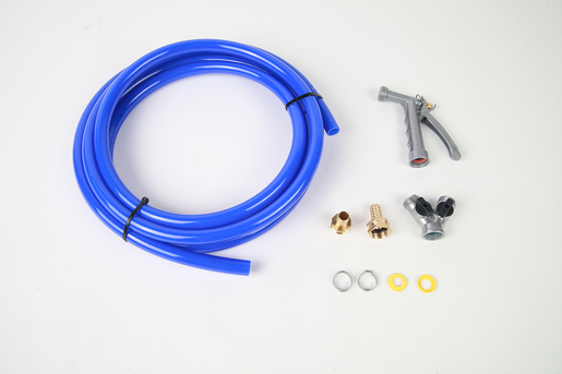 WASHDOWN, HOSE, NOZZLE AND Y-CONNECTOR KIT