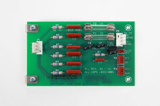 PCB, POWER INTERFACE