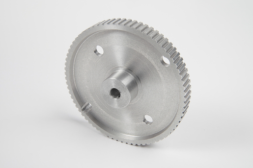 PULLEY, TIMING XL-0.375-72-0.3750