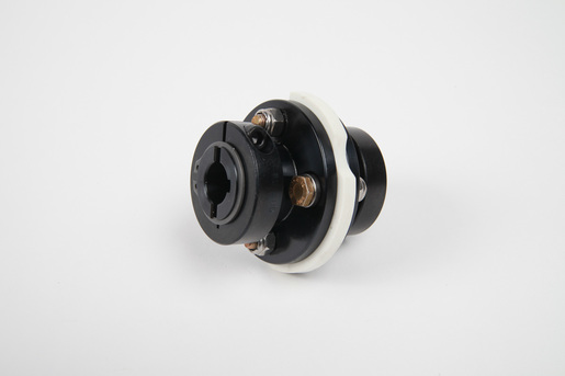 "COUPLING, BALLSCREW 0.625"" ID X 0.625"" ID (BRUSH)"
