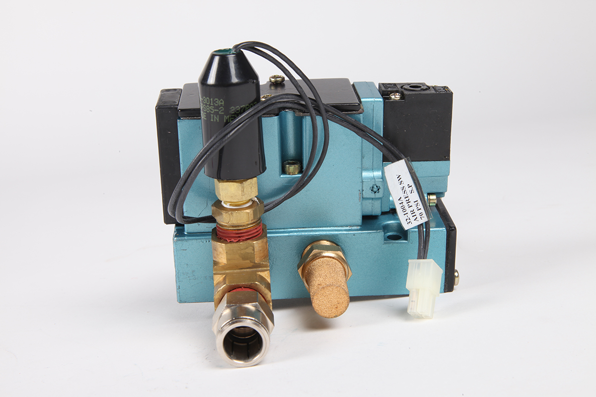 SOLENOID, VALVE ASSEMBLY 2W/2P M-CONNECTOR 16