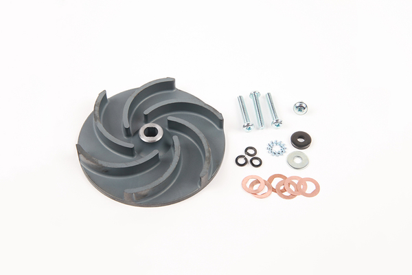 IMPELLER, COOLANT PUMP, 3/4 HP (3-PHASE) A-RYUNG