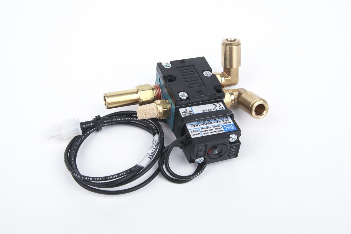 SOLENOID, VALVE ASSEMBLY 2W/2P M-CONNECTOR 14