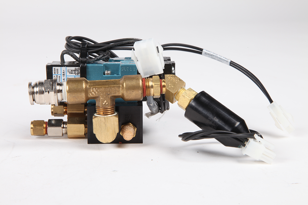 SOLENOID, VALVE ASSEMBLY HS-1 TRANSMISSION (POST 8/2001)