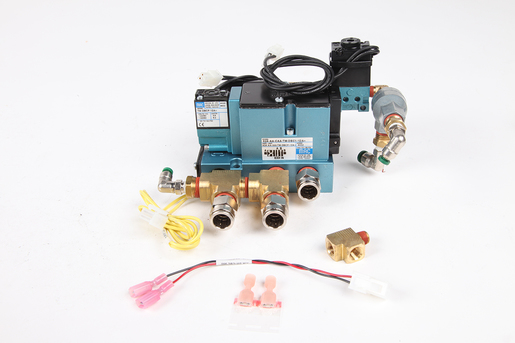 SOLENOID, VALVE ASSEMBLY TRP 50T