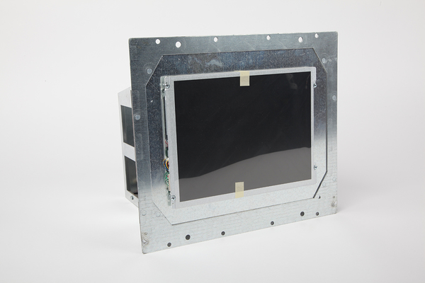 MONITOR, CRT TO LCD FOR MACHINES WITH NO BEZEL (POST 03/2000)
