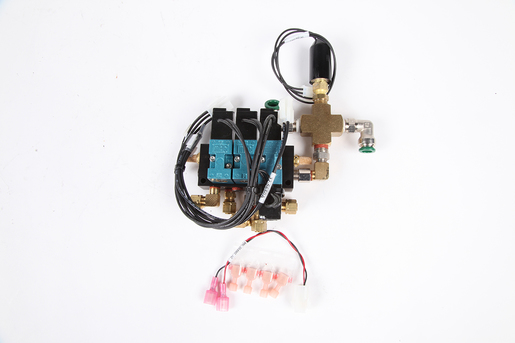 SOLENOID, VALVE ASSEMBLY 6W/6P F-CONNECTOR