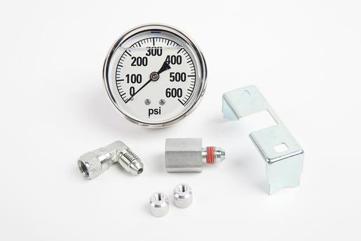 "GAUGE, HYDRAULIC, 0-600 PSI 1/4""NPT"